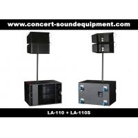 "Wholesale Line Array Sound System , 2x1""+10"" 400W  Line Array Speaker For Living Event , DJ And Party from china suppliers"