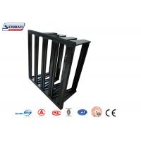 Wholesale Absolute Rgid V Type home air filters with Black ABS Plastic Frame from china suppliers