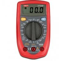 Buy cheap Brand new UNI-T UT33D Digital Multimeter Palm Size Car Digital Multimeter from wholesalers