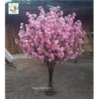 Wholesale UVG wedding table centerpiece fake trees for sale with artificial cherry blossom branches from china suppliers
