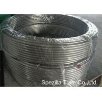 Wholesale Drawn 1.4301 Stainless Steel Coiled Tube Tig Welding Pipe 1.00 Thickness from china suppliers