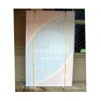Wholesale Trade Show Adjustable Telescopic 220g Glossy Photo Paper 720 - 2880dpi L - Banner Stand from china suppliers