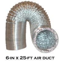 Wholesale Three layer Aluminum flexible air ducts for Greenhouse from china suppliers