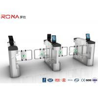 Wholesale Single / Bi Directional Swing Gate Turnstile High Speed With Face Recognition from china suppliers