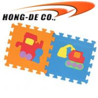 Wholesale Eco-friendly Jigsaw Mat with Animals , Fruit and Traffic Non-toxic, Environmental from china suppliers