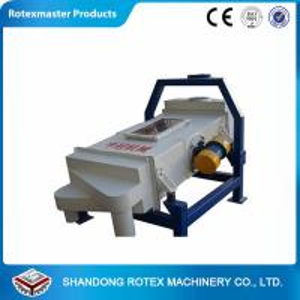 Wholesale 0.25kw Wood Pellet Screener / Biomass Pellet Screener for Separate The Good Pellets from china suppliers