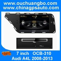 Wholesale Ouchuangbo Car Radio Navi Multimedia S100 Audi A4L 2008-2013 Wifi Bluetooth RDS SD BT USB from china suppliers