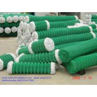 Wholesale Hot sale of diamond shape chain link fence mesh from china suppliers