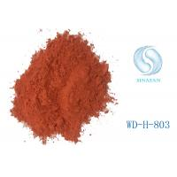Wholesale Innoxious Orange Red Lead Oxide Powder With Oil Absorption 10~18% High Performance from china suppliers