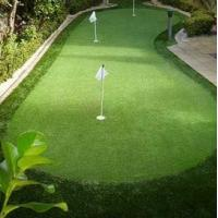 Quality Comfortable Golf Lawn Facilities Sports Artificial Grass Turf PE Material for sale