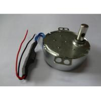 Wholesale mini aluminium 220V AC Synchronous Induction Reversible gear motor from china suppliers