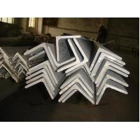 Wholesale AISI HRAP Stainless Steel Angle Bars 304 306 321 430 For Engineering Structure OEM from china suppliers