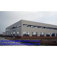 Wholesale Steel Structure Warehouse/Workshop/Building from china suppliers