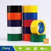 Wholesale Factory Wholesale 48mm Color Adhesive OPP Carton Packing Tape with Good Price from china suppliers