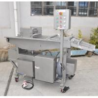 Buy cheap Meat Processing Machine Breading Machine With Adjustment Mechanical Speed from wholesalers