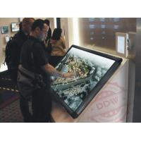 Wholesale 65 Inch interactive Horizontal touch screen kiosk monitor , multimedia kiosk with touch screen from china suppliers