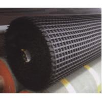 Wholesale fiberglass geogrid 100kn for pavements from china suppliers