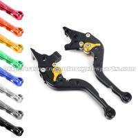 CNC Folding Motorcycle Brake Clutch Lever For Aprilia RSV 1000 R 2004-2008