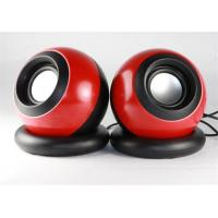 Wholesale Custom 2.0 Channel Mini Computer Speakers USB Powered With Volume Control from china suppliers