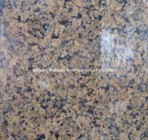 Wholesale Saudi Desert Brown Granite Tiles, Natural Brown Granite Tiles from china suppliers
