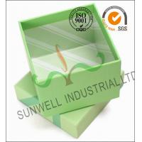 Quality Recycled Cardboard Electronics Packaging Boxes With Lids For Small Products for sale