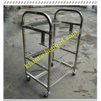 Wholesale Yamaha YS Feeder Storage Carts with Wire Shelves For SS Electronic Feeder from china suppliers
