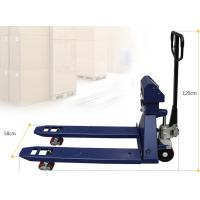 Wholesale 1Ton - 3Ton Forklift Lift Truck Scales Hydraulic Hand Pallet Scale With Display from china suppliers