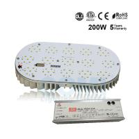 Wholesale 200W LED Street Retrofit Kit Up to 27000LM for 600W HID Shoebox Lamp Replacement UL ETL from china suppliers