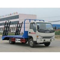 Wholesale JAC 4*2 4.8ton flatbed truck from china suppliers
