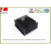 Wholesale OEM Customized Aluminum Heat Sink / Aluminum Machined Parts for locomotive from china suppliers