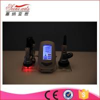 Quality Ultrasonic Cavitation Radio Frequency Charming Body Shaping Machine for sale