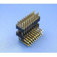 Wholesale Alternate Molex Milli 1.27MM Pitch Pin Header connector For Desktop computer , SMT from china suppliers