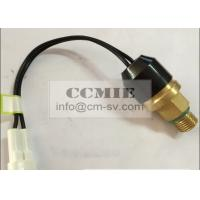 Wholesale Hydraulic oil Sensor CAT Spare Parts , E200 / E300B CAT excavator parts from china suppliers