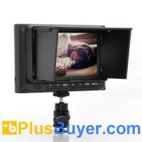Wholesale On-Camera 5 Inch DSLR Monitor (HDMI, 1920x1440, 500:1) from china suppliers