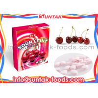 Wholesale Pink Color Sour Sweets Vitamin C Candy With Functional Formula Tablets from china suppliers