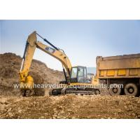 Wholesale 0.6 SLR Bucket Hydraulic Shovel Excavator With Cat® C7.1 ACERT™ engine from china suppliers