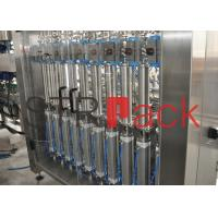 Wholesale Pneumatic Elements Piston filling machine , Automatic 8 head paste filling machine from china suppliers
