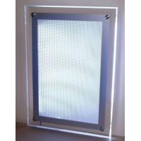 Wholesale backlit crystal acrylic LED display from china suppliers