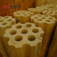 Wholesale Al2o3 55 % Fire Clay Checker High Temperature Brick Customsized Color from china suppliers