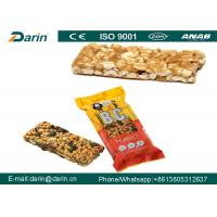 Wholesale 400-600kg/hr Puffed Rice Chikki Cereal Bar Making Machine Stainless Steel 304 from china suppliers