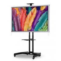 Wholesale 1920 X 1080 Interactive Whiteboard Smart Led Tvs Built In Speaker / Clock from china suppliers