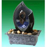 Quality Decorative Water Fountains Resin Garden Fountains For Home / Office  for sale