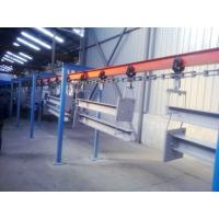 Wholesale Turnkey Powder Coating Line with Oveahead Conveyor system from china suppliers