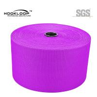 Wholesale Resuable 3M Dual Lock Velcro Tape , Purple Wide Hook And Loop Roll from china suppliers