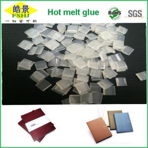Wholesale EVA Transparent Hot Melt Glue Pellet Light White Color Hot Melt Pellets from china suppliers