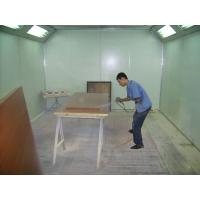Wholesale Economical Paint and baking Furniture Spray Booth from china suppliers