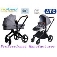 Wholesale Big Space Sleep 2 In 1 Baby Travel Stroller For Kids / Baby Prams And Strollers from china suppliers