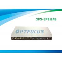 Wholesale 24 Ports GPON EPON FTTX FTTB MDU ONU 100Mbps  Metal Shell Tx 1310nm PC Connector from china suppliers