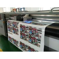 Wholesale High speed UV led hybrid printer with KJ4A print head,uv printing machine from china suppliers