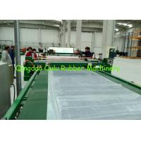 Wholesale 2000mm Width Rubber Processing Machinery High Efficiency Sheet Laminating Machine from china suppliers